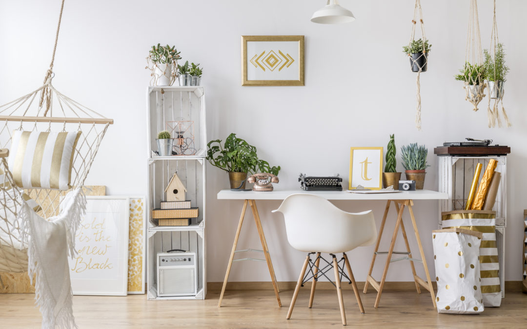 Building a Super-Functional Home Work-Space